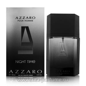 Azzaro Pour Homme Night Time