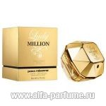 парфюм Paco Rabanne Lady Million Absolutely Gold