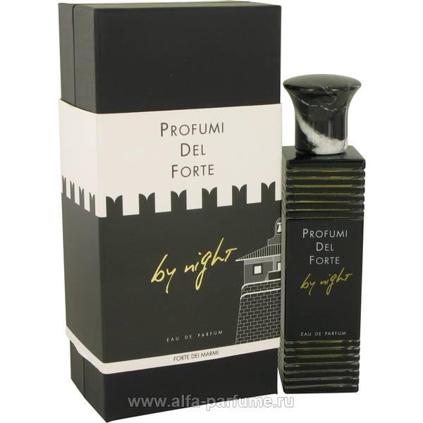 Profumi Del Forte By Night Black купить туалетную воду