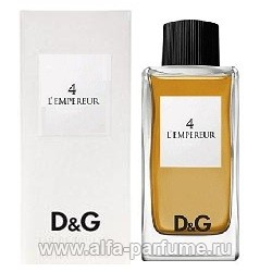 Dolce & Gabbana Collection №4 L'Empereur
