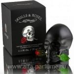 парфюм Ed Hardy Skulls & Roses for Him