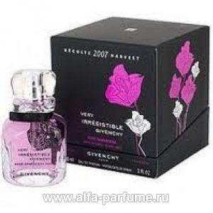 Givenchy Very Irresistible Rose Damascena Harvest 2007