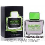 парфюм Antonio Banderas Electric Seduction In Black for men