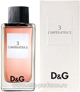 Dolce & Gabbana Collection №3 L'Imperatrice