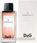 парфюм Dolce & Gabbana Collection №3 L'Imperatrice