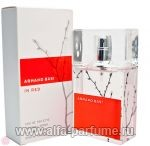 парфюм Armand Basi In Red  eau de toilette