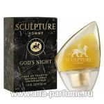 парфюм Nikos Sculpture Homme God`s Night