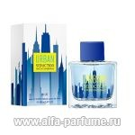 парфюм Antonio Banderas Urban Seduction Blue for Men