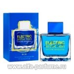 парфюм Antonio Banderas Electric Seduction Blue for man