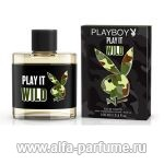 парфюм Playboy Play It Wild for Him