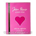 парфюм Jean Reno LOVES YOU (special edition)