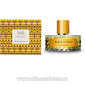 Vilhelm Parfumerie Black Citrus