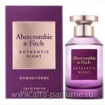 парфюм Abercrombie & Fitch Authentic Night Femme