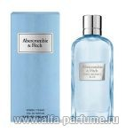 парфюм Abercrombie & Fitch First Instinct Blue For Her