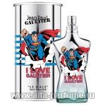 парфюм Jean Paul Gaultier Le Male Superman Eau Fraiche