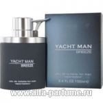 парфюм Yacht Man Breeze