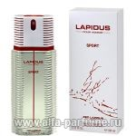 парфюм Ted Lapidus Pour Homme Sport