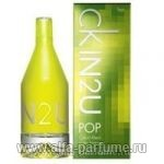парфюм Calvin Klein CK In 2u POP Her