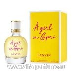 парфюм Lanvin A Girl In Capri