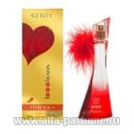 парфюм Parfums Genty For You 1000 Hearts