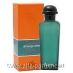 Hermes Eau D`Orange Douce