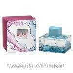 парфюм Antonio Banderas Blue Seduction for Women Splash