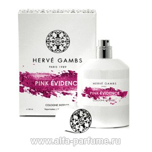 Herve Gambs Pink Evidence