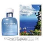 парфюм Dolce & Gabbana Light Blue Pour Homme Beauty of Capri