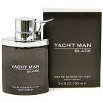 парфюм Yacht Man Black