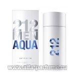 парфюм Carolina Herrera 212 Men Aqua