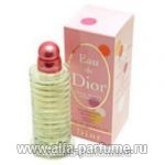 парфюм Christian Dior Eau de Dior Coloressence Relaxing