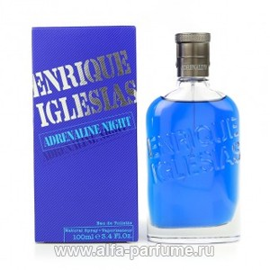 Enrique Iglesias Adrenaline Night купить туалетную воду