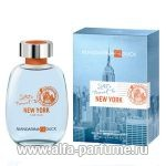 парфюм Mandarina Duck Let`s Travel To New York For Man