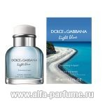 парфюм Dolce & Gabbana Light Blue Swimming in Lipari