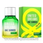 парфюм Benetton United Dreams One Summer