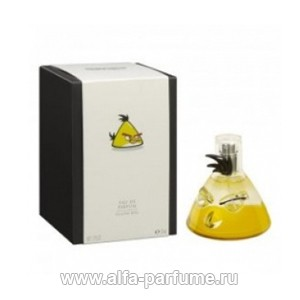 Air-Val International Angry Birds Yellow Birds