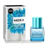 парфюм Mexx Mexx Festival Splashes Men