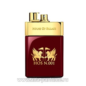 House Of Sillage Hos n001