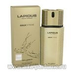 парфюм Ted Lapidus Pour Homme Gold Extreme