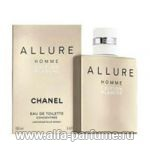 парфюм Chanel Allure Homme Edition Blanche
