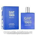 парфюм Gap 1969 Electric