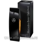 парфюм Mercedes-benz Mercedes-benz CLUB Black