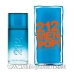 парфюм Carolina Herrera 212 Pop Men