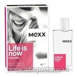 парфюм Mexx Life is Now for Her