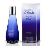 парфюм Davidoff Cool Water Night Dive Woman