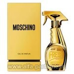 парфюм Moschino Gold Fresh Couture