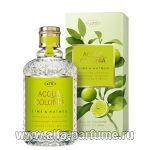 парфюм Maurer & Wirtz 4711 Acqua Colonia Lime & Nutmeg