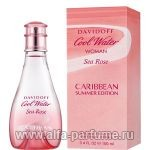 парфюм Davidoff Cool Water Woman Sea Rose Caribbean Summer Edition