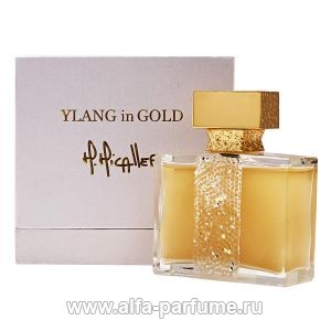 M.Micallef Ylang in Gold
