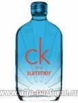 парфюм Calvin Klein CK One Summer 2017